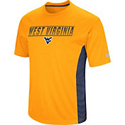 Colosseum Men's West Virginia Mountaineers Blue Beamer T-Shirt