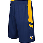 Colosseum Athletics Men's West Virginia Mountaineers Blue Setter Shorts