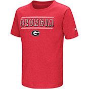 Colosseum Athletics Toddler Georgia Bulldogs Red Closer T-Shirt