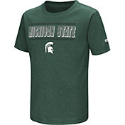 Colosseum Toddler Michigan State Spartans Green Closer T-Shirt