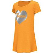 Colosseum Athletics Toddler Girls' Tennessee Volunteers Tennessee Orange Croquet Dress
