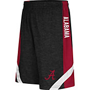 Colosseum Athletics Youth Alabama Crimson Tide Black Setter Shorts