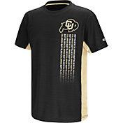 Colosseum Youth Colorado Buffaloes Black Setter T-Shirt
