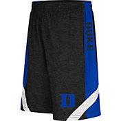 Colosseum Athletics Youth Duke Blue Devils Black Setter Shorts