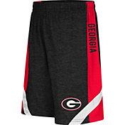 Colosseum Athletics Youth Georgia Bulldogs Black Setter Shorts