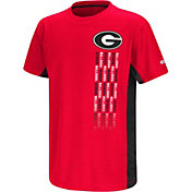 Colosseum Youth Georgia Bulldogs Red Setter T-Shirt