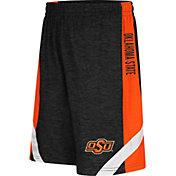 Colosseum Athletics Youth Oklahoma State Cowboys Black Setter Shorts