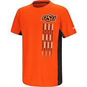 Colosseum Youth Oklahoma State Cowboys Orange Setter T-Shirt