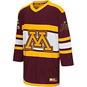 Colosseum Youth Minnesota Golden Gophers Maroon Open Net II Hockey Jersey