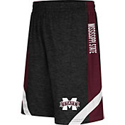 Colosseum Athletics Youth Mississippi State Bulldogs Black Setter Shorts