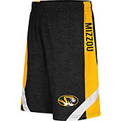 Colosseum Athletics Youth Missouri Tigers Black Setter Shorts