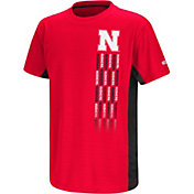 Colosseum Youth Nebraska Cornhuskers Red Setter T-Shirt