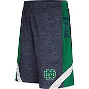 Colosseum Athletics Youth Notre Dame Fighting Irish Blue Setter Shorts