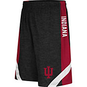 Colosseum Athletics Youth Indiana Hoosiers Black Setter Shorts