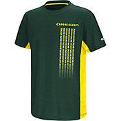 Colosseum Youth Oregon Ducks Green Setter T-Shirt