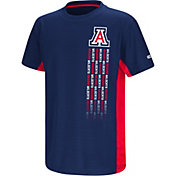Colosseum Youth Arizona Wildcats Navy Setter T-Shirt
