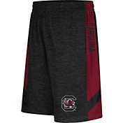 Colosseum Athletics Youth South Carolina Gamecocks Black Setter Shorts