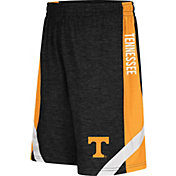 Colosseum Athletics Youth Tennessee Volunteers Black Setter Shorts