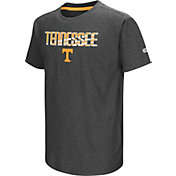 Colosseum Youth Tennessee Volunteers Grey Hat Trick T-Shirt