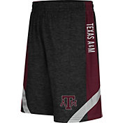 Colosseum Athletics Youth Texas AM Aggies Black Setter Shorts