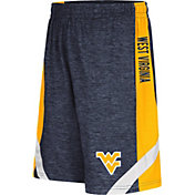 Colosseum Athletics Youth West Virginia Mountaineers Blue Setter Shorts