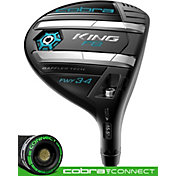 Cobra Women's KING F8 Fairway Wood – Black