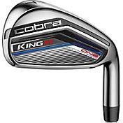Cobra KING F7 Junior One-Length Irons – (Graphite)