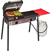 Camp Chef Big Gas Grill 2X Stove