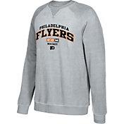 CCM Men's Philadelphia Flyers Practice Grey Sweatshirt
