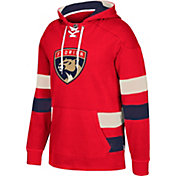CCM Men's Florida Panthers Jersey Red Pullover Hoodie