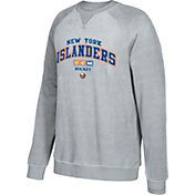 CCM Men's New York Islanders Practice Grey Sweatshirt