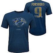 Reebok Youth Nashville Predators Filip Forsberg #9 Player T-Shirt