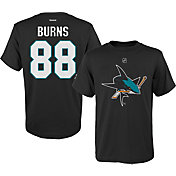 Reebok Youth San Jose Sharks Brent Burns #88 Player T-Shirt
