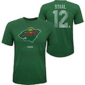 Reebok Youth Minnesota Wild Eric Staal #12 Player T-Shirt