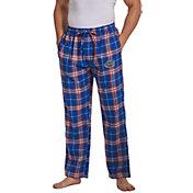 Concepts Sport Men's Florida Gators Blue/Orange Huddle Sleep Pants