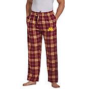 Concepts Sport Men's Minnesota Golden Gophers Maroon/Gold Huddle Sleep Pants