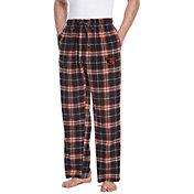 Concepts Sport Men's Oregon State Beavers Black/Orange Huddle Sleep Pants