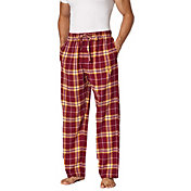 Concepts Sport Men's Arizona State Sun Devils Maroon/Gold Huddle Sleep Pants