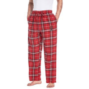 Concepts Sport Men's Texas Tech Red Raiders Red/Black Huddle Sleep Pants