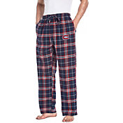 Concepts Sport Men's Montreal Canadiens Flannel Pants