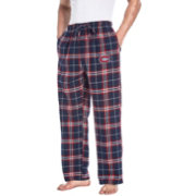 Concepts Sport Men's Montreal Canadiens Flannel Pants