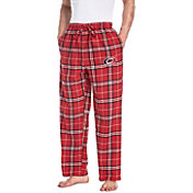 Concepts Sport Men's Carolina Hurricanes Flannel Pants