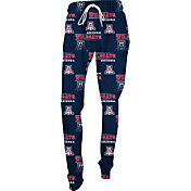 Concepts Sport Women's Arizona Wildcats Navy Slide Sleep Pants