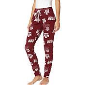 Concepts Sport Women's Texas A&M Aggies Marooon Slide Sleep Pants