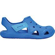 Crocs Kids' Swiftwater Wave Sandals