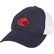 Costa Del Mar Fitted Stretch Trucker Cap