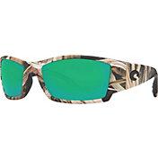 Costa Del Mar Men's Corbina Mossoak Polarized 580P Sunglasses
