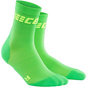 CEP Men's Dynamic+ Run Ultra Light Short Compression Socks