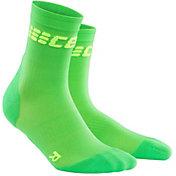 CEP Men's Dynamic+ Run Ultra Light Short Compression Socks