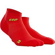 CEP Men's Dynamic+ Run Ultra Light Low Cut Compression Socks
